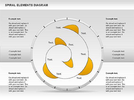 Spiral Elements Diagram Slide 4