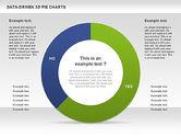Data-Driven 3D Pie Chart#10