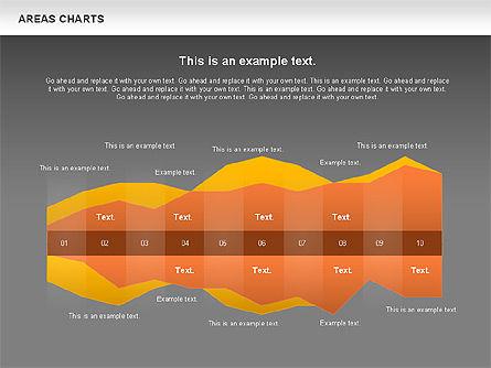 Area Chart, Slide 10, 00819, Business Models — PoweredTemplate.com