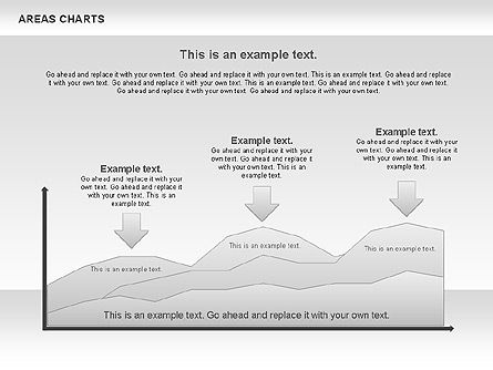 Area Chart, Slide 2, 00819, Business Models — PoweredTemplate.com