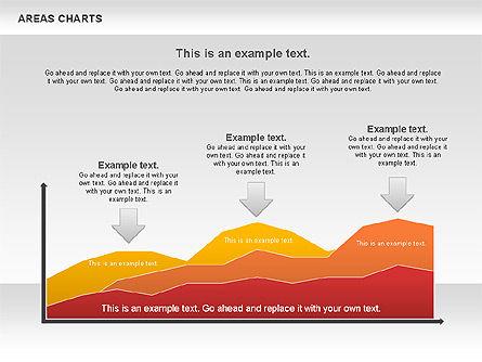 Area Chart, Slide 8, 00819, Business Models — PoweredTemplate.com
