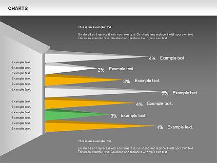 Charts, Slide 16, 00821, Business Models — PoweredTemplate.com