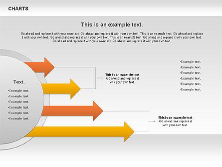 Charts, Slide 4, 00821, Business Models — PoweredTemplate.com