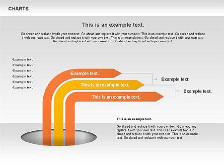 Charts, Slide 5, 00821, Business Models — PoweredTemplate.com