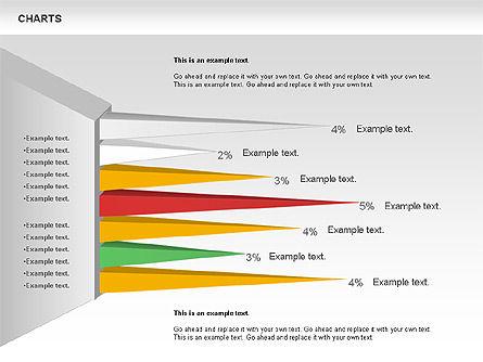 Charts, Slide 6, 00821, Business Models — PoweredTemplate.com