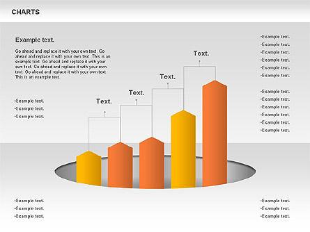 Charts, Slide 7, 00821, Business Models — PoweredTemplate.com