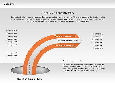 Charts, Slide 8, 00821, Business Models — PoweredTemplate.com