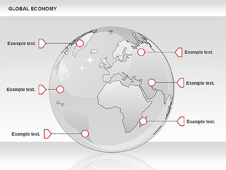 Business Models: Global Economy #00823