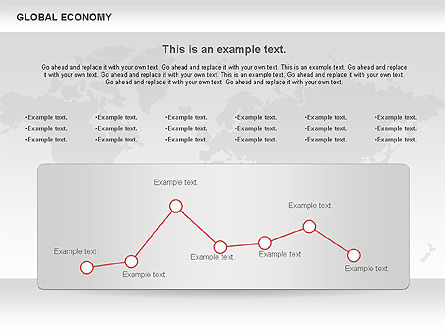 Global Economy, Slide 2, 00823, Business Models — PoweredTemplate.com