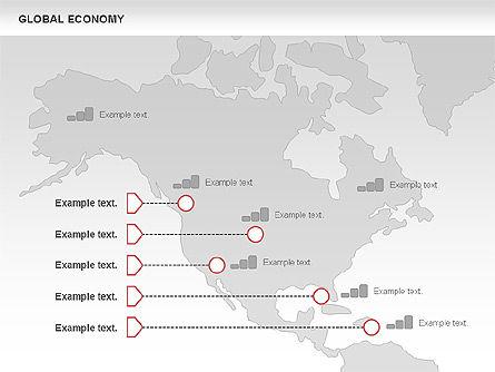 Global Economy, Slide 3, 00823, Business Models — PoweredTemplate.com