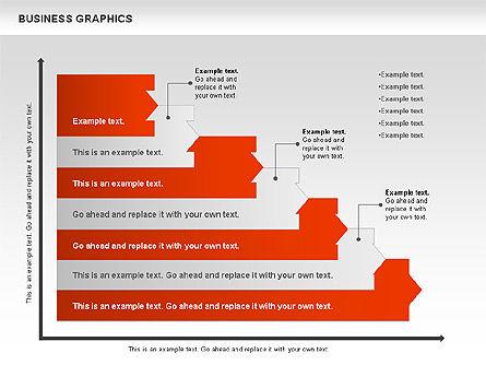 Business Charts, Slide 11, 00828, Business Models — PoweredTemplate.com