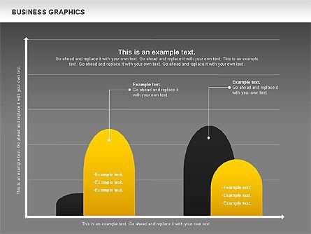 Business Charts, Slide 12, 00828, Business Models — PoweredTemplate.com