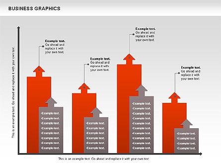 Business Charts, Slide 8, 00828, Business Models — PoweredTemplate.com