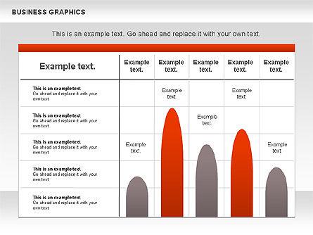 Business Charts, Slide 9, 00828, Business Models — PoweredTemplate.com