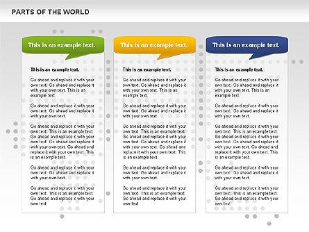 Parts of the World, Slide 7, 00833, Presentation Templates — PoweredTemplate.com