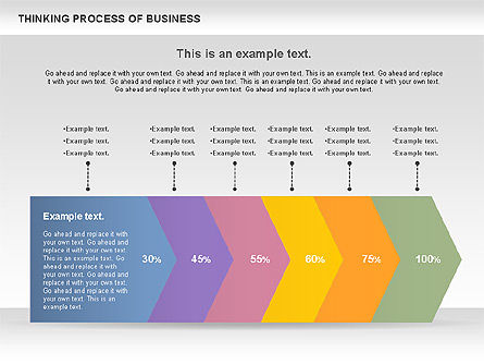 Thinking Process of Business, Slide 2, 00846, Business Models — PoweredTemplate.com