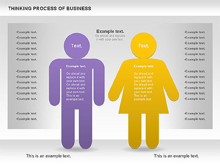 Thinking Process of Business, Slide 3, 00846, Business Models — PoweredTemplate.com