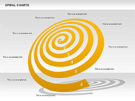 Business Models: Spiral Chart #00848