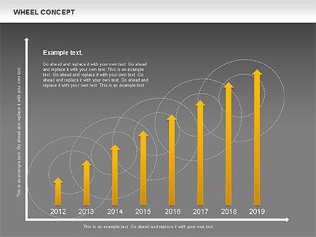 Wheel Concept, Slide 15, 00849, Business Models — PoweredTemplate.com