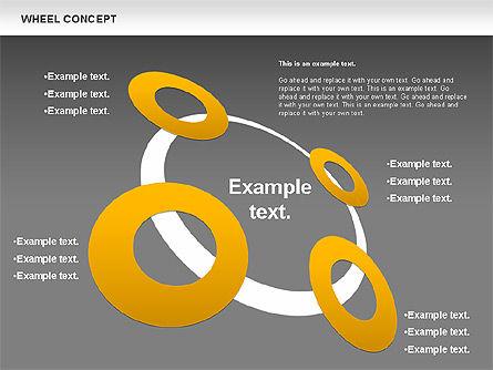 Wheel Concept, Slide 16, 00849, Business Models — PoweredTemplate.com