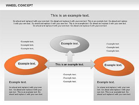 Wheel Concept, Slide 6, 00849, Business Models — PoweredTemplate.com