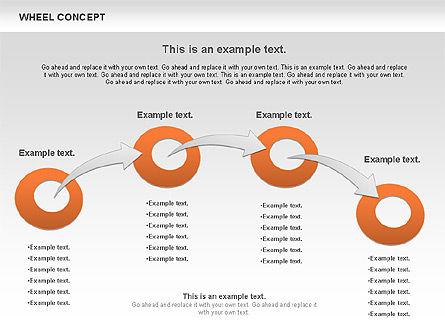 Wheel Concept, Slide 9, 00849, Business Models — PoweredTemplate.com