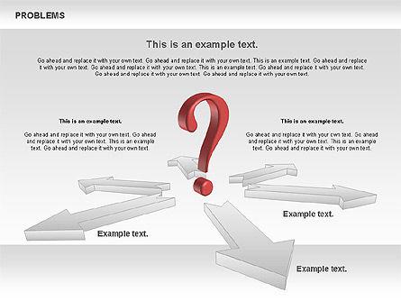 Problem Diagram, Slide 10, 00853, Business Models — PoweredTemplate.com