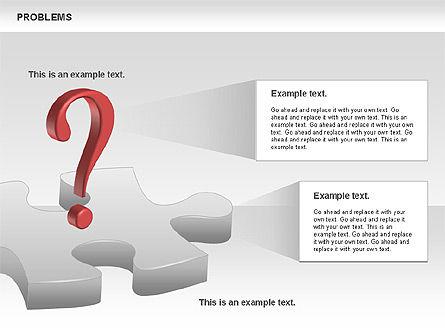 Problem Diagram, Slide 11, 00853, Business Models — PoweredTemplate.com