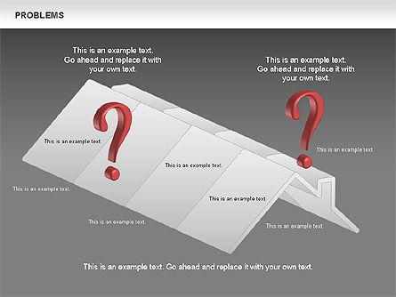 Problem Diagram, Slide 13, 00853, Business Models — PoweredTemplate.com