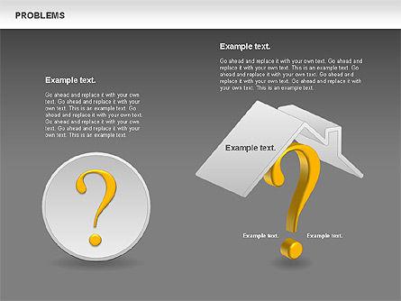 Problem Diagram, Slide 14, 00853, Business Models — PoweredTemplate.com