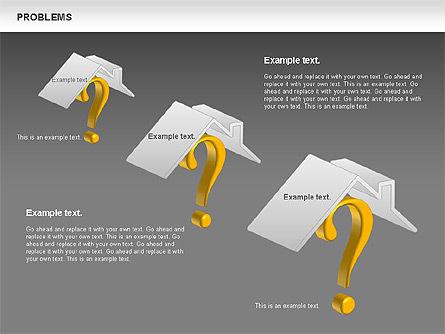 Problem Diagram, Slide 16, 00853, Business Models — PoweredTemplate.com