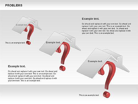 Problem Diagram, Slide 5, 00853, Business Models — PoweredTemplate.com