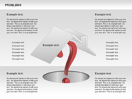 Problem Diagram, Slide 7, 00853, Business Models — PoweredTemplate.com