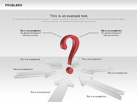 Problem Diagram, Slide 8, 00853, Business Models — PoweredTemplate.com