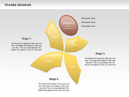 Free Stage Diagram Slide 4
