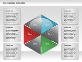 Business Models:  Diagrama poliédrico #00863