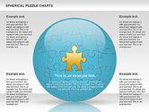 Puzzle Diagrams: Spherical Puzzle Chart #00869