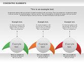 Concentric Timeline Shapes#3