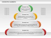 Concentric Timeline Shapes#9