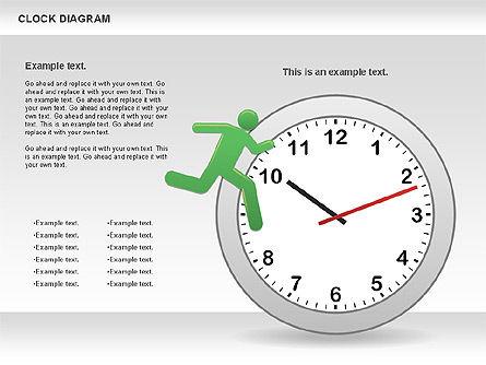 Clock Face Diagram Slide 11