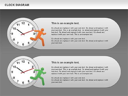 Clock Face Diagram Slide 15