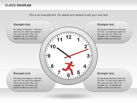 Clock Face Diagram Slide 6