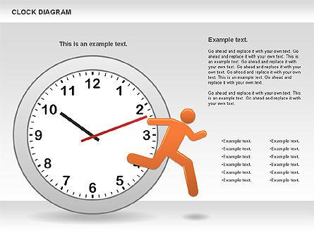 Clock Face Diagram Slide 8