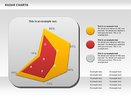 Business Models: Radar Chart #00899
