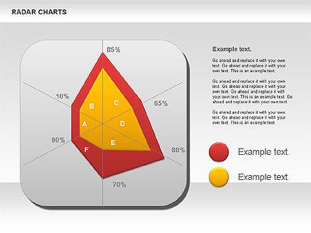 Radar Chart, Slide 2, 00899, Business Models — PoweredTemplate.com