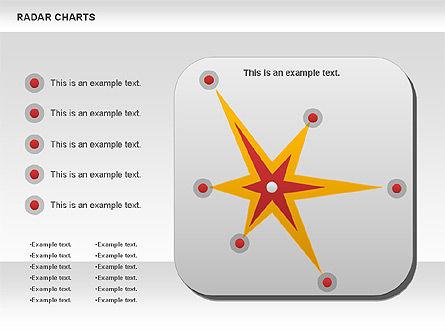 Radar Chart, Slide 3, 00899, Business Models — PoweredTemplate.com