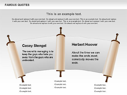 Famous Quotes, Slide 4, 00906, Education Charts and Diagrams — PoweredTemplate.com