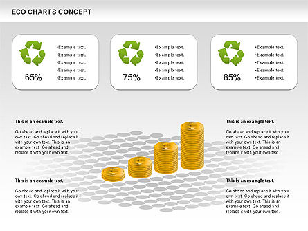 Eco Charts Concept, Slide 2, 00908, Business Models — PoweredTemplate.com