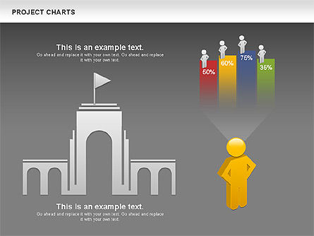 Project Charts Collection, Slide 16, 00913, Business Models — PoweredTemplate.com