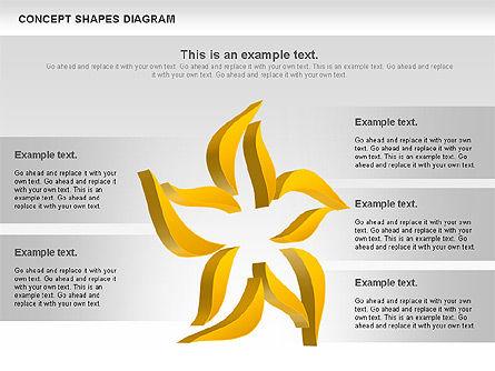 Shapes: Formas conceito grátis #00921